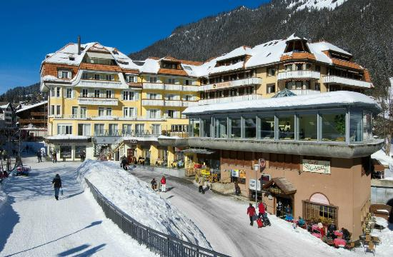Photo of Hotel Silberhorn Wengen