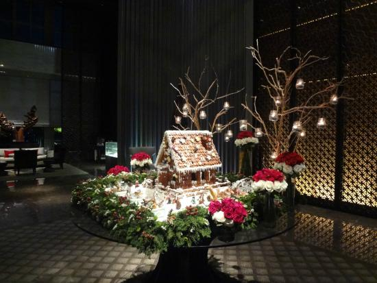 Christmas Decor - Picture of Keraton at The Plaza, a Luxury Collection Hotel,...