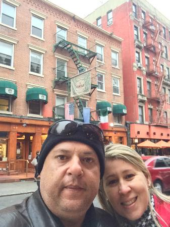 The Manhattan at Times Square Hotel: Little Italy