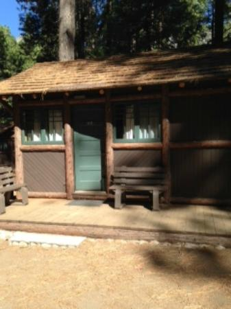 Curry Village Cabin With Private Bath Picture Of Curry