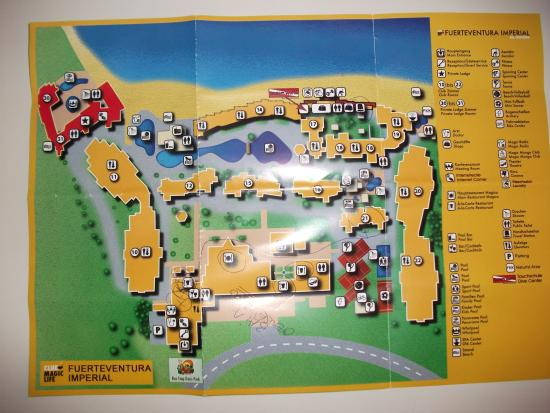 Room Block Layout Picture Of Tui Magic Life