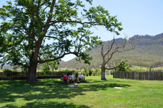 Emirates One&Only Wolgan Valley: Picnic 1832 Heritage Homestead