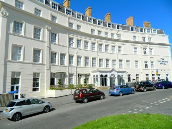 Photo of The Esplanade Hotel Scarborough