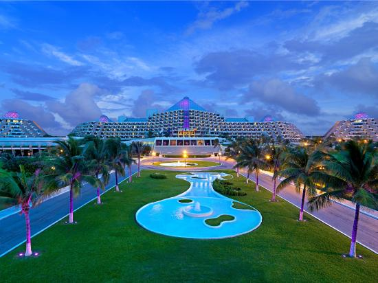 Paradisus Cancun Resort Photo
