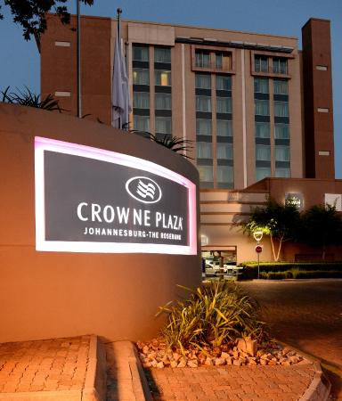 ‪Crowne Plaza Johannesburg - The Rosebank‬