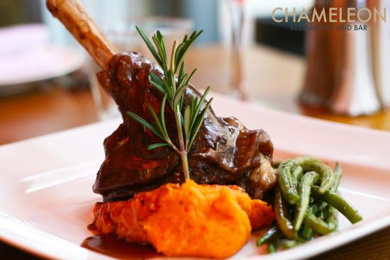 Lamb Shank With Cheddar Mash Recipes — Dishmaps