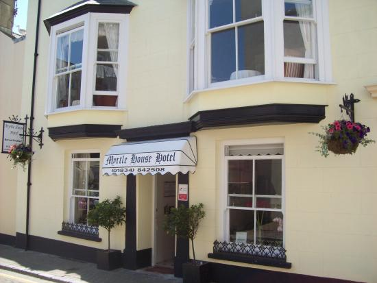 Photo of Myrtle House Hotel Tenby