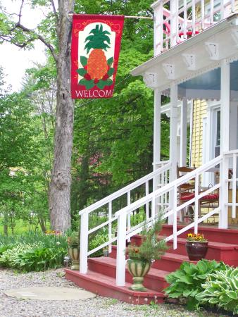 The Saratoga Farmstead B&B