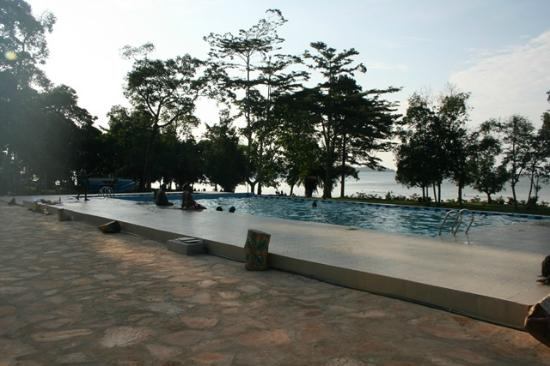 Swimming Pool Picture Of Pearl Gardens Beach Resort Kalangala Ssese Islands Tripadvisor