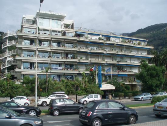 Hotel From Front