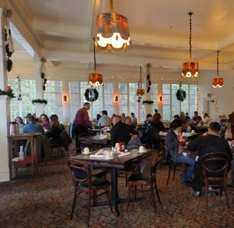 dining room at breakfast picture of wawona hotel dining