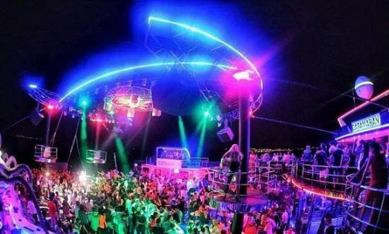 Club Catamaran Antalya nigh club