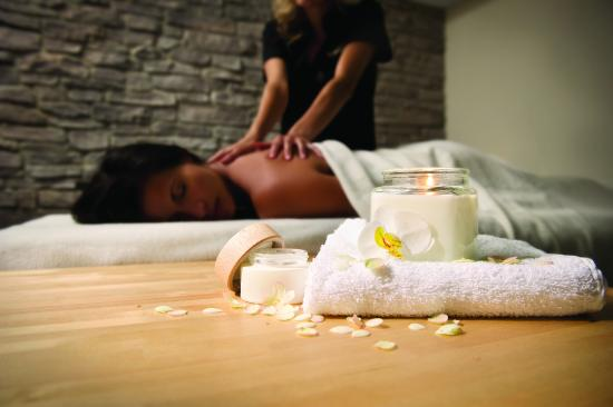 Body Treatment Picture Of Thermea By Nordik Spa Nature