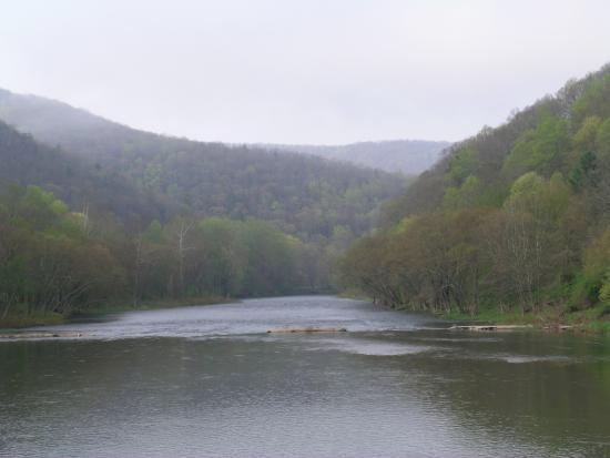 Watoga State Park: Greenbrier River at Seybert and Watoga
