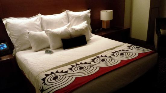 newly renovated tower smoke free double beds 89 for