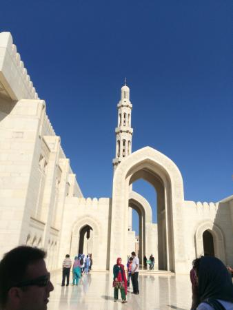 Mosque Picture Of Sultan Qaboos Grand Mosque Muscat