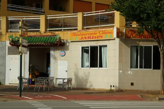 great takeaway picture of restaurante chino jardin