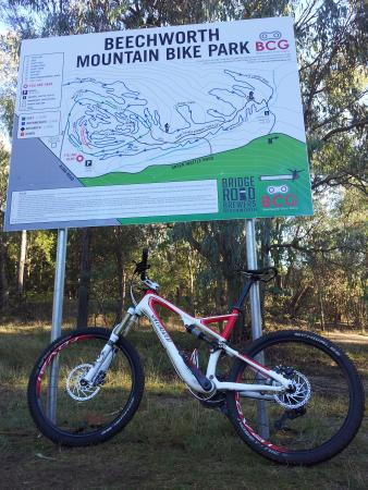 Beechworth Mountain Bike Park
