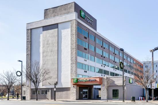 ‪Holiday Inn Express Washington DC N Silver Spring‬