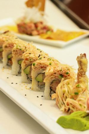 Oshi sushi sake atlantic city restaurant reviews for Atlantic city romantic restaurants
