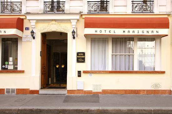 Photo of Hotel Marignan Paris