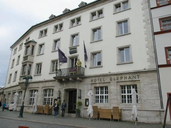 the elephant hotel picture of weimar thuringia tripadvisor. Black Bedroom Furniture Sets. Home Design Ideas