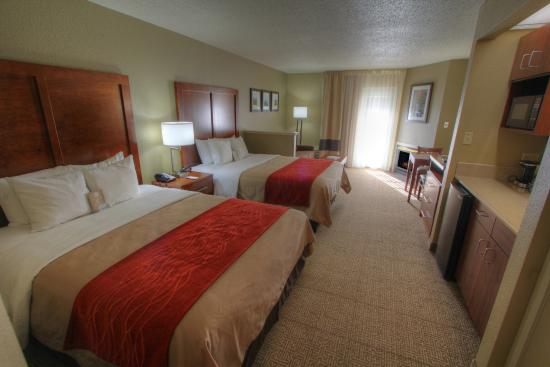 Comfort Inn & Suites at Dollywood Lane