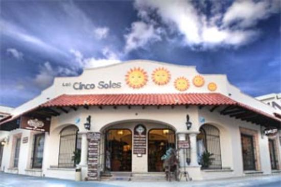 Los Cinco Soles Cozumel Mexico Address Phone Number