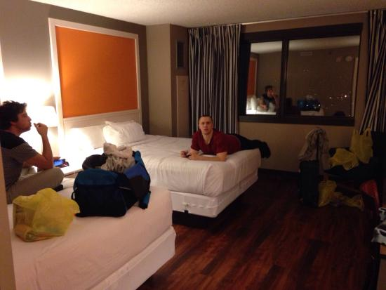 Standard 2 Queen Bed Room Picture Of Tropicana Casino And Resort Atlantic City Tripadvisor