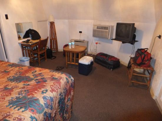 Holbrook, AZ: Room with one double bed
