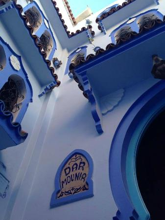 Photo of Hotel Dar Mounir Chefchaouen