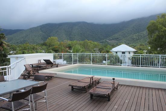 Sarayi Boutique Hotel: Roof top pool