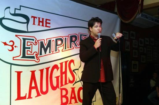 Empire Laughs Back