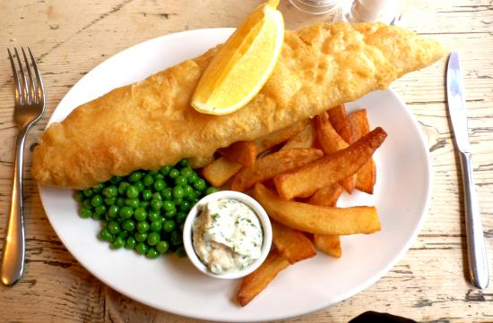 Ship inn dunwich st james st restaurant reviews for Best place for fish and chips near me