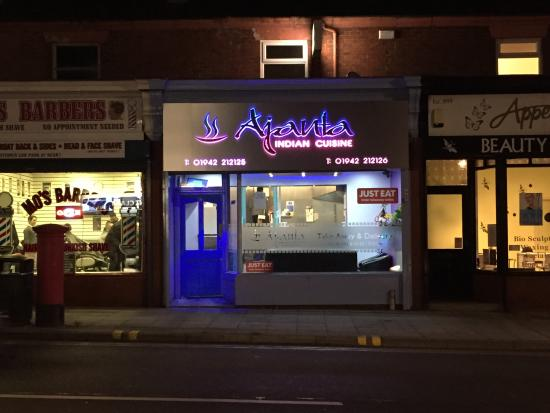 Ajanta picture of ajanta indian cuisine wigan tripadvisor for Ajanta indian cuisine