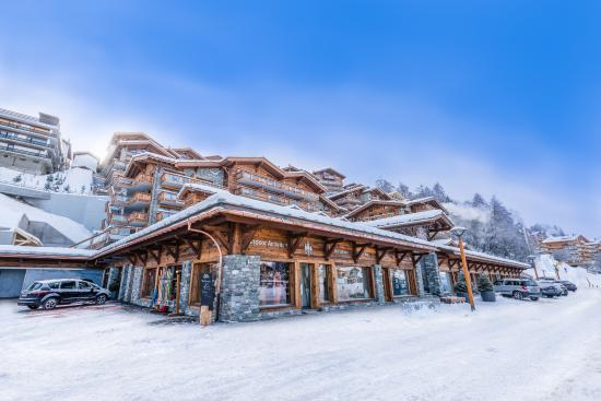Hotel Nendaz 4 Vallees