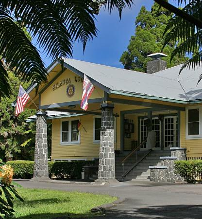 Kilauea Lodge