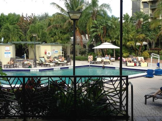 Piscina Agrad Vel Picture Of Doubletree By Hilton Hotel And Executive Meeting Center Palm