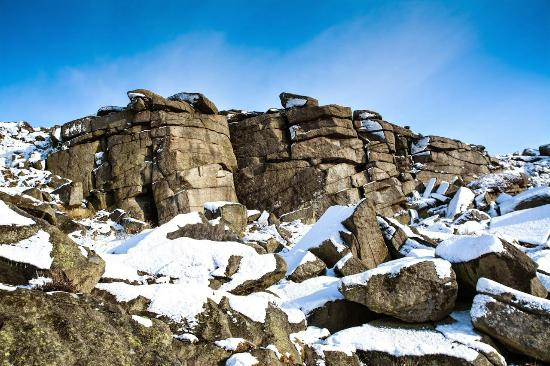 Hathersage United Kingdom  City new picture : Hathersage, UK: Stanage Edge , United KingdomMarcin GontarzStyczeń ...