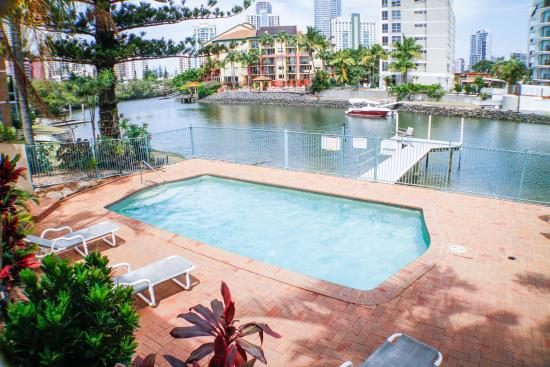 Photo of Surfers Riverside Apartments Surfers Paradise
