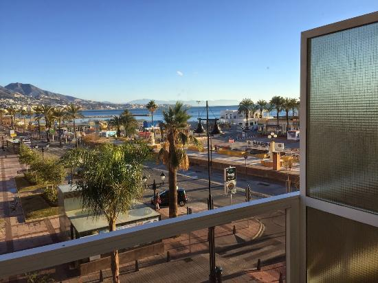 View from room 233 picture of hotel apartamentos pyr fuengirola fuengirola tripadvisor - Apartamentos pyr fuengirola ...