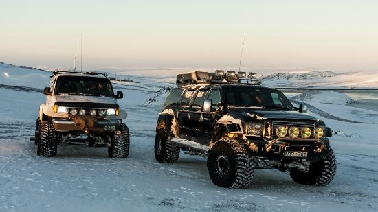 Activity Iceland - Day Tours