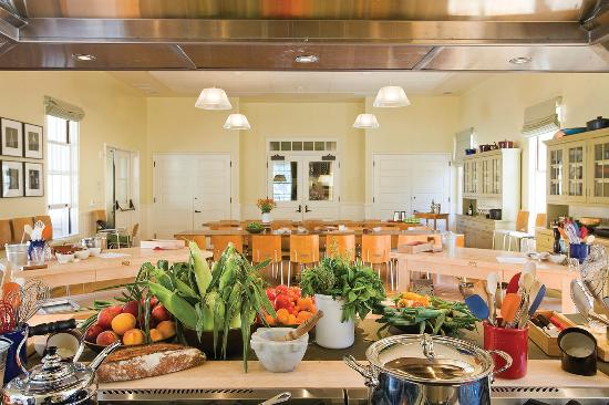 The Cooking School at Cavallo Point