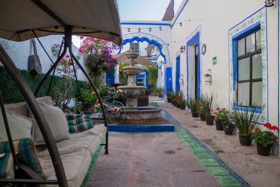 Photo of La Mansion del Burro Azul Hotel & Spa Queretaro