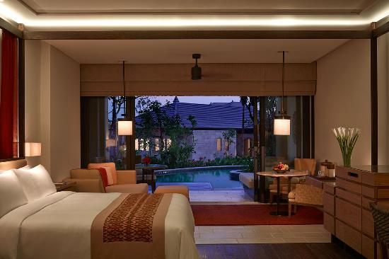 The Sawangan Junior Suite Lagoon Access Picture Of The