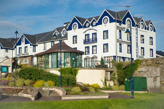 The holyrood hotel bundoran county donegal hotel - Cheap hotels in ireland with swimming pool ...