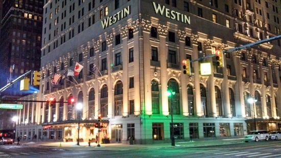 westin picture of the westin book cadillac detroit detroit. Cars Review. Best American Auto & Cars Review
