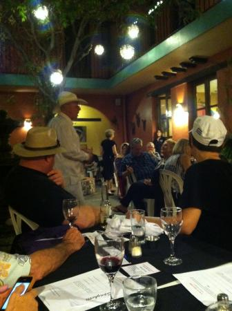 Murder in Mexico Mystery Dinner Theater