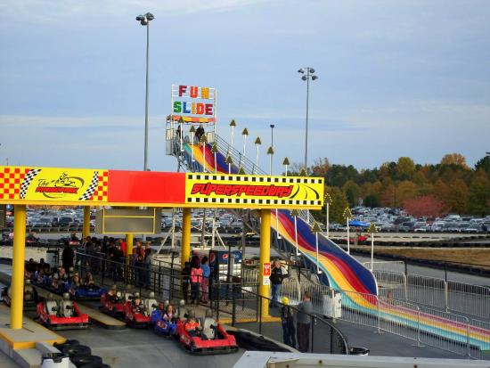 The speedpark at concord mills nc hours address for Cheap hotels near charlotte motor speedway