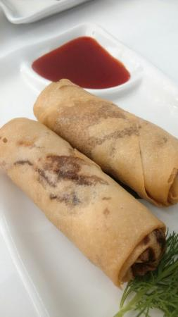 Waterloo, Canada: Thai Spring Rolls